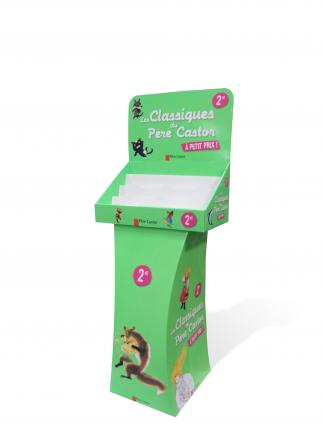 Box-escalier-vert